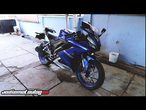 Testride Yamaha R15 V.3 2017 Indonesia
