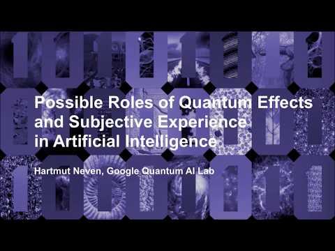 Hartmut Neven - Google's Quantum AI Lab