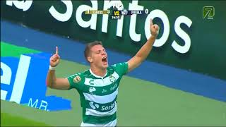 embeded svideo Resumen J3 Santos Laguna vs Puebla