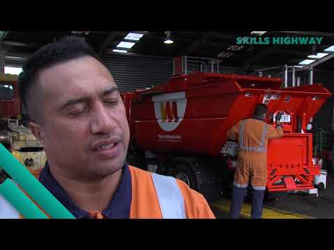 Waste Management NZ Ltd - Skills Highway Award