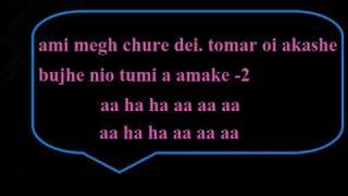 Jodi Vule Jao Na Hoy Amak By Polin Bangla Karaoke With Lyrics