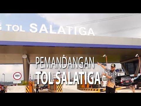 NET JATENG - PEMANDANGAN TOL SALATIGA