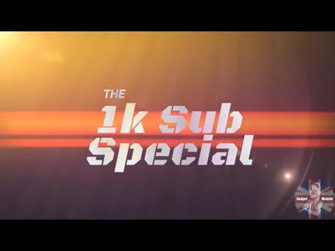 1K Subscriber Special - UK Dash Cam Compilation