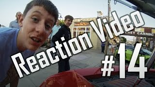 "REACTION Video #14: Lamborghini Huracan ""Its Got NOS!!"""