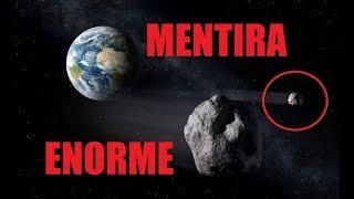 EL ASTEROIDE 2012 TC4 es La GRAN MENTIRA de la NASA que nunca existió.