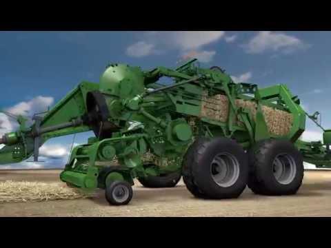 3D Animation – KRONE BiG Pack HighSpeed