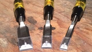Buck Brothers Chisels | Good Value or Cheap Junk?