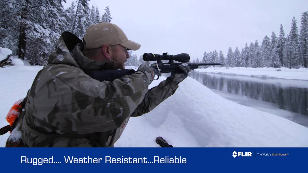 0d304968487a0 FLIR Scout III 320 Outdoor Thermal Camera (Full Frame Rate, 60Hz)