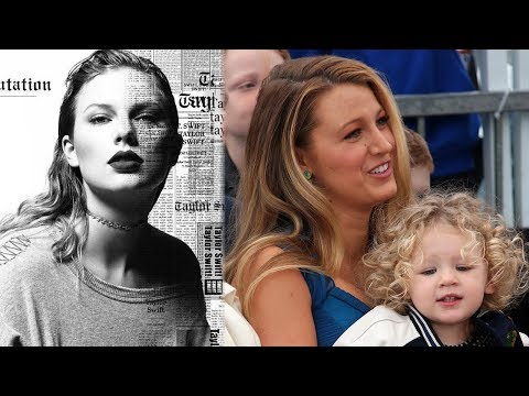 """Taylor Swift CONFIRMS Mystery Baby Voice in """"Gorgeous"""""""