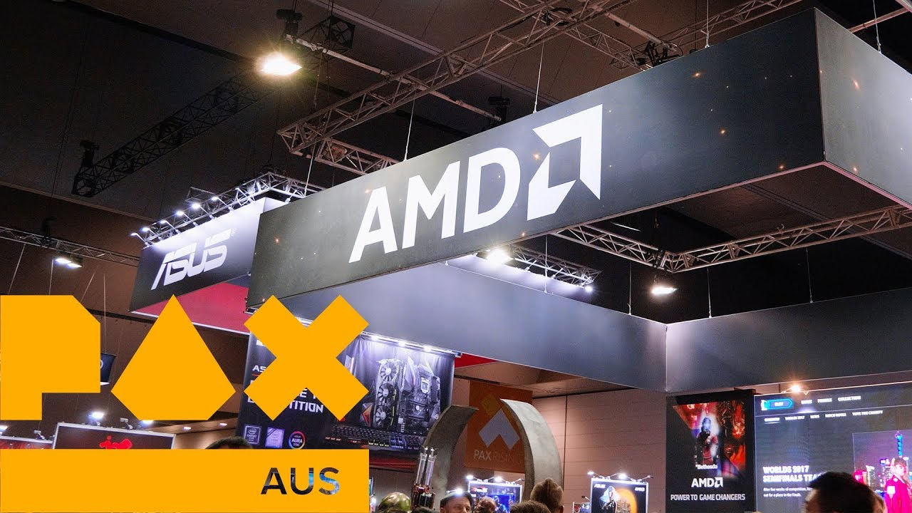 Image result for PAX AUs AMD