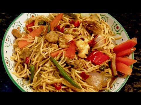 Mie Goreng ( Indonesian Fried Noodle)