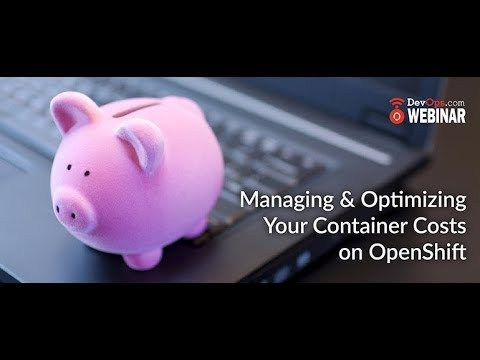 Managing & Optimizing Your Container Costs on OpenShift
