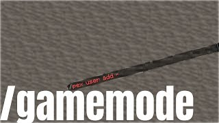 Der /gamemode Command | Vanilla Permissions #4