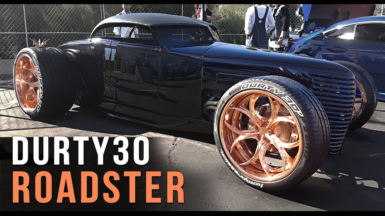 Calgary Car Show >> DURTY 30 Model A Roadster - YouTube