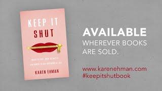 Keep It Shut, Book Trailer - Karen Ehman