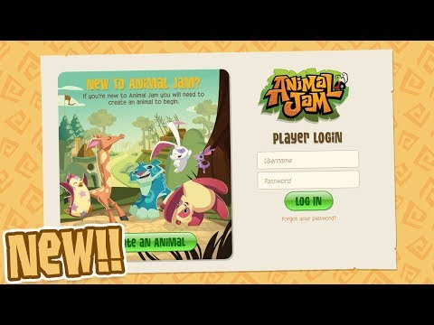 THE BRAND NEW ANIMAL JAM!
