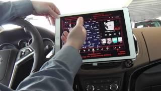 Tesla Model 3 Quer-Display erklärt
