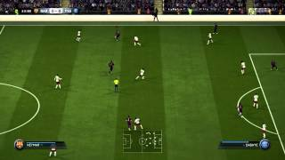 FIFA 15 Demo - PC Gameplay ft. Some Tricks/Skills