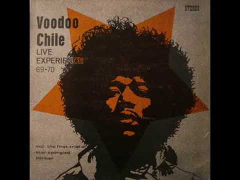 Live Experience Band - Voodoo Chile (1970) 🇩🇪 acid kraut rock