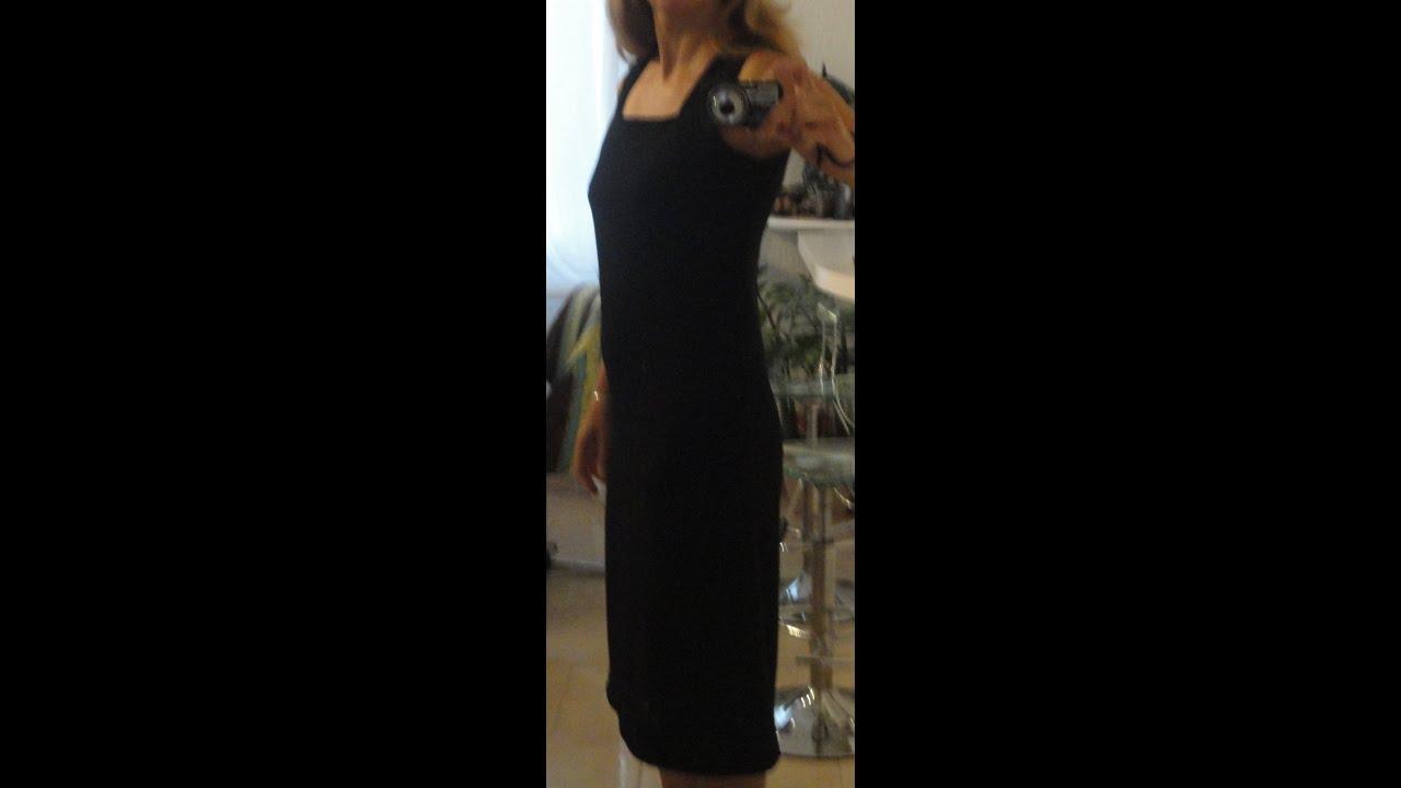 Patron couture petite robe noire gratuit