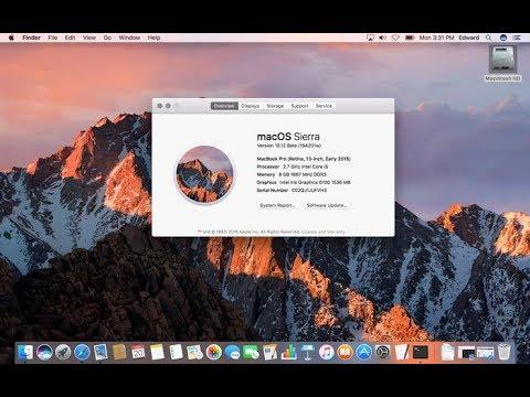 Tutorial Cara Instal Mac OS X 10.12 Sierra Pada VirtualBox