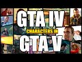 "All ""Grand Theft Auto 4"" Characters Who Appear In ""Grand Theft Auto 5!"" (GTA V)"