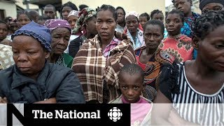 Mozambique mourns cyclone victims with many still stranded