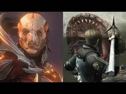 10 bosses that look tough but are actually easy