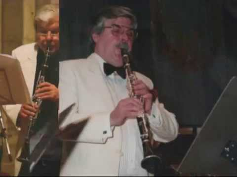 Pastorale cévenole Louis Cahuzac Guy Dangain clarinette Misaki Baba piano