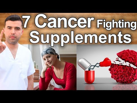 – Natural Remedies for Cancer - 7 Natural Supplements to Treat and Cure Cancer Naturally