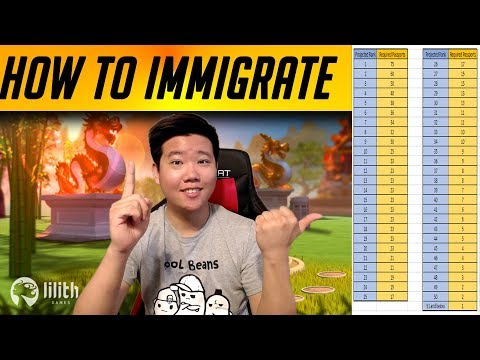 How to Immigrate / Migrate | Official Tips and Guides | Rise of