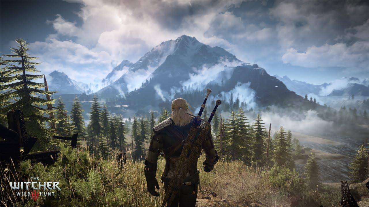 PS4 The Witcher 3 Wild Hunt №31 ИЩЕМ ЗАЦЕПКИ / ЖЕНА БАРОНА
