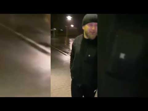 Rapper brechen im im Dortmunder Stadion ein????
