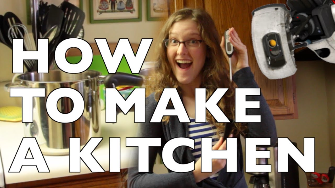 How to Make a Kitchen from Scratch