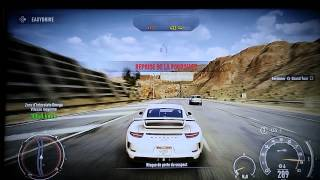 Porsche 911 GT3 Need For Speed Rivals PS4
