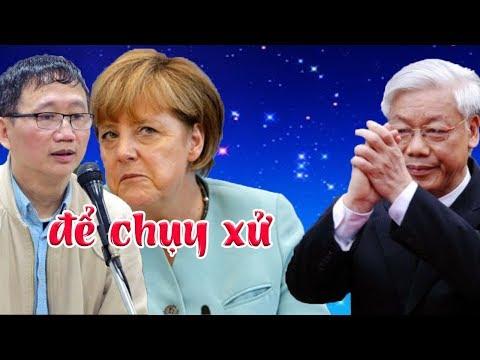 Chấn động:  Nguyễn Phú Trọng xuất hiện tại Đức, thừa nhận đã bắt cóc Trịnh Xuân Thanh- phiên