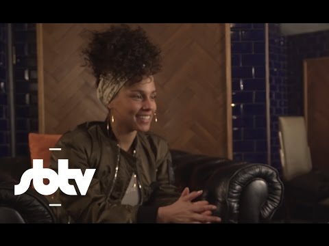 Alicia Keys talks UK music, new album & finding herself [Interview]: SBTV
