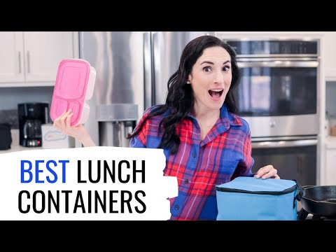 The Best Lunch Containers for School Lunches