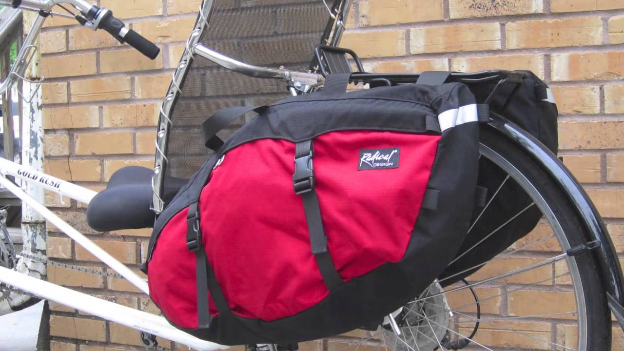 7a2d1f394390 Radical Side Pannier • wide - YouTube