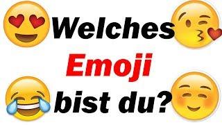 ✔ Welches Emoji bist du? | Persönlichkeitstest