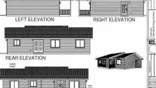 Modest Timberline Ranch House Plans