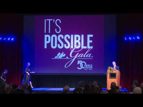 Pierce College Gala 2017