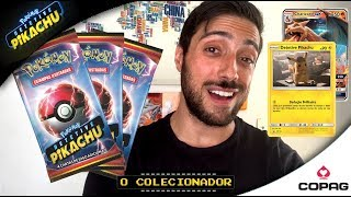 DETETIVE PIKACHU + EXPANSÃO POKEMON TCG - Todas as cartas (Análise)
