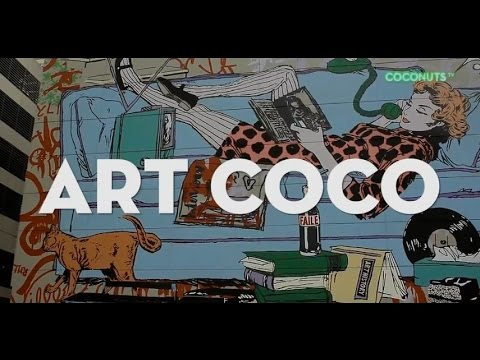Art Coco: Manila's street artists Egg Fiasco and Rai Cruz |