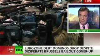 European Collapse After Euro Becomes Worthless 2013 - 2014