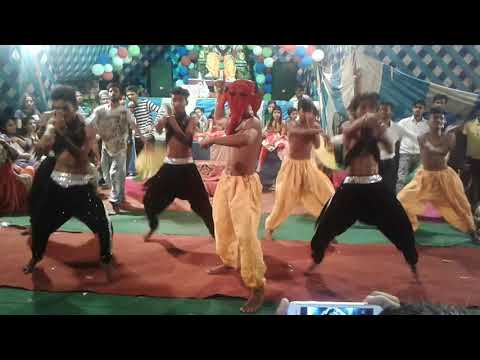 Shambhu Sutaya Dance Performance By KB Dance Group    Ganesh Chaturti Dance   