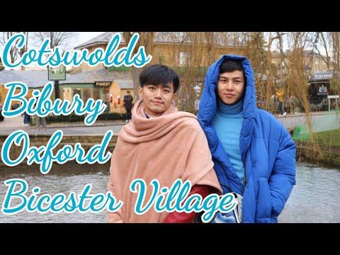 One Day Trip Cotswolds, Bibury, Oxford ตบท้ายด้วย Bicester Village จุกแค่ไหนมาดูกัน London Vlog Ep.3