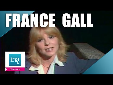 France Gall, le best of des années 70 (compilation) | Archive INA