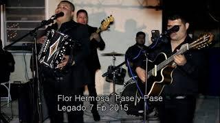 Legado 7 - Flor Hermosa(En Vivo)  2K15🔥