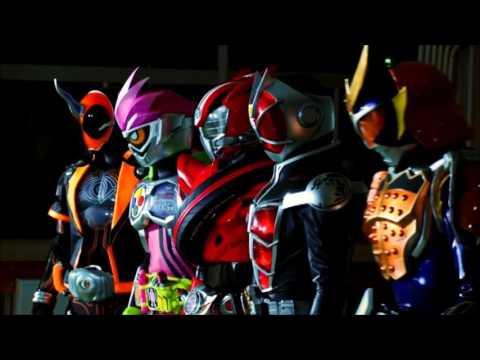 Heisei Generations - Legend Riders return and fight